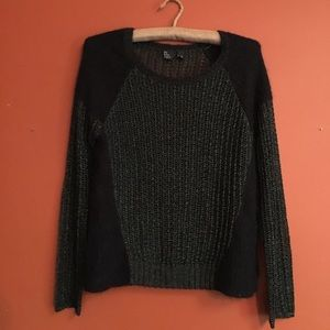 """Eileen Fisher """"The Fisher project"""" woven sweater S"""